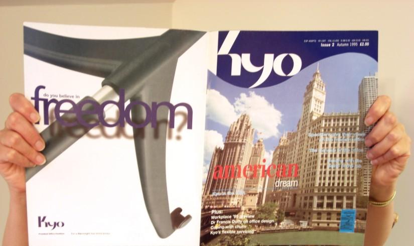 Kyo Mix Mag 3